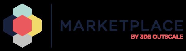 Marketplace OUTSCALE, Un écosystème de confiance dans le Cloud Logo